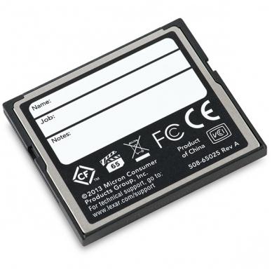 Lexar CompactFlash 1066x Professional 3
