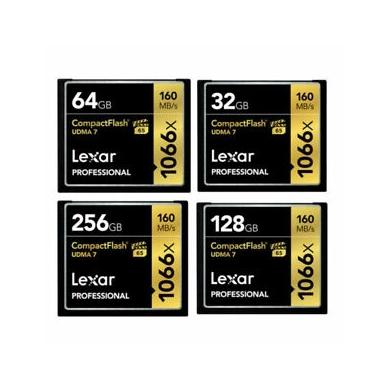 Lexar CompactFlash 1066x Professional