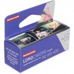 Lomography Lomochrome Purple XR100-400 120