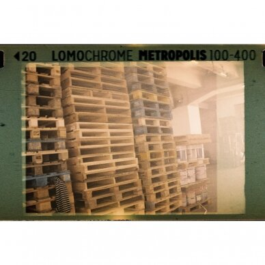 LomoChrome Metropolis 110 100-400 3