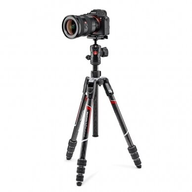 Manfrotto Befree Advanced Carbon 4