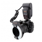 Meike Macro ring flash MK-14EXT