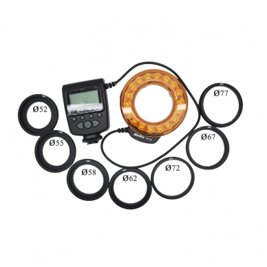 Meike LED macro ring flash MK-FC-110 2