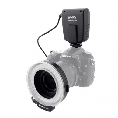 Meike LED macro ring flash MK-FC-110 3