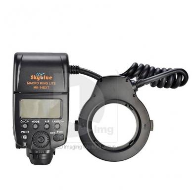 Meike Macro ring flash MK-14EXT 2