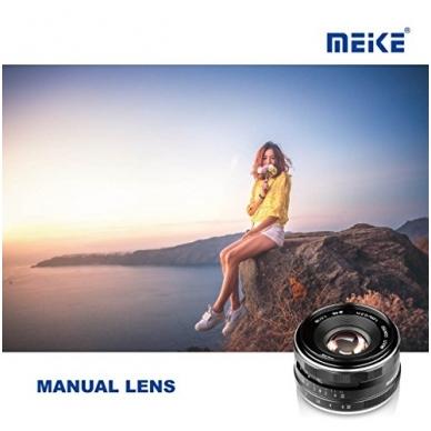 Meike MK 35mm f1.7 8