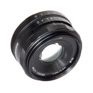 Meike MK 35mm f1.7 2