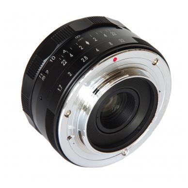 Meike MK 35mm f1.7 4