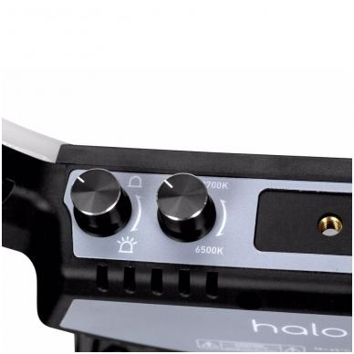 NANLITE Halo14 LED Ring light 4
