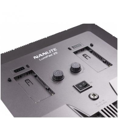 Nanlite LumiPad 25 Bi-Color Soft 4