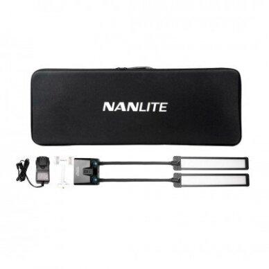 Nanlite Mira 26B Dual Flex Arm 4