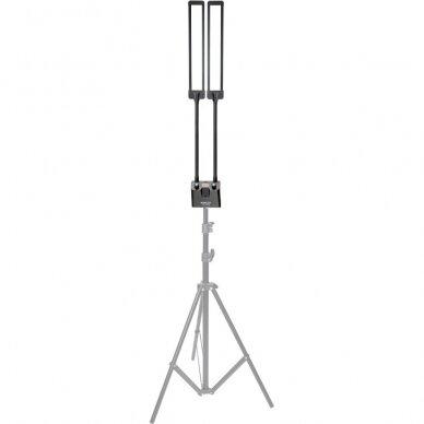 Nanlite Mira 26B Dual Flex Arm 5