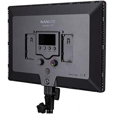 Nanlite MixPad 27 Tunable RGB 3