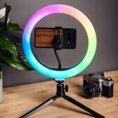 Newell RL10 RGB LED Vlog Kit