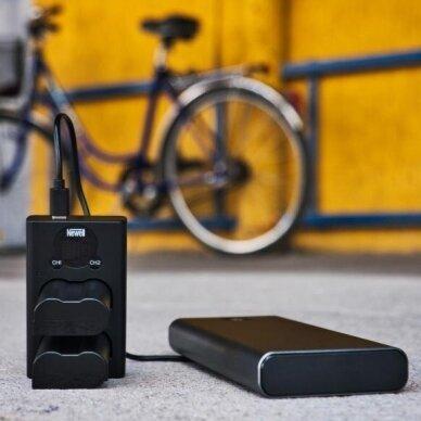 Newell DL-USB-C EN-EL14 baterijai 3