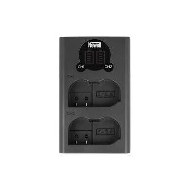 Newell DL-USB-C kroviklis EN-EL15 baterijai