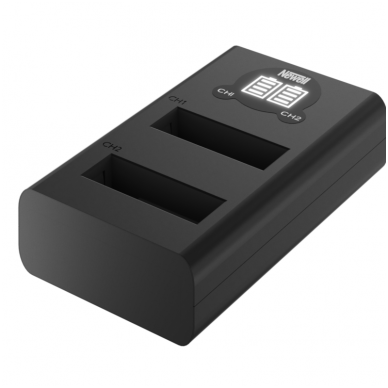 Newell DL-USB-C dviejų kanalų kroviklis Osmo Action baterijai 3
