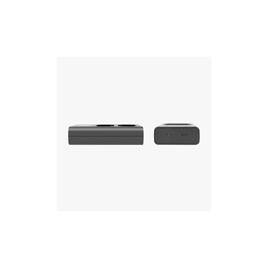 Newell LCD USB-C 2 kanalų kroviklis LP-E8 baterijai 2