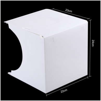 Newell LED shadow-less tent 4