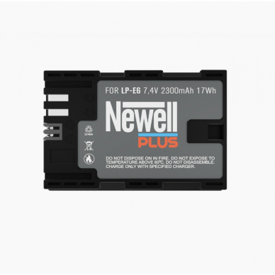 Newell plus LP-E6NH 2
