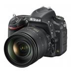 Nikon D750 + 24 mėn ES garantija