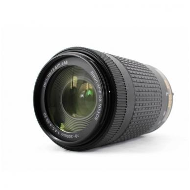 Nikkor AF-P DX 70-300mm f4.5-6.3 G ED 3