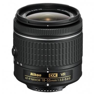 Nikon AF-P DX 18-55mm F3.5-5.6 G VR