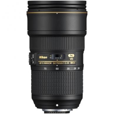 Nikon AF-S NIKKOR 24-70mm f/2.8E ED VR 2