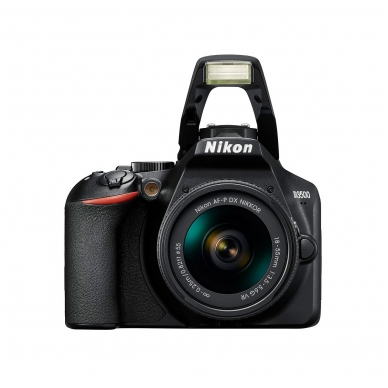 Nikon D3500 2