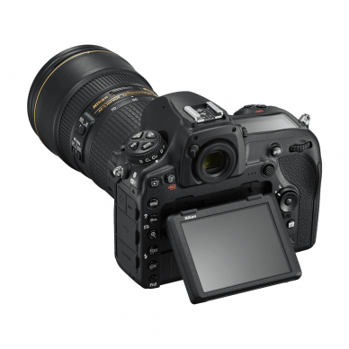 Nikon D850 + 24mėn ES garantija 4