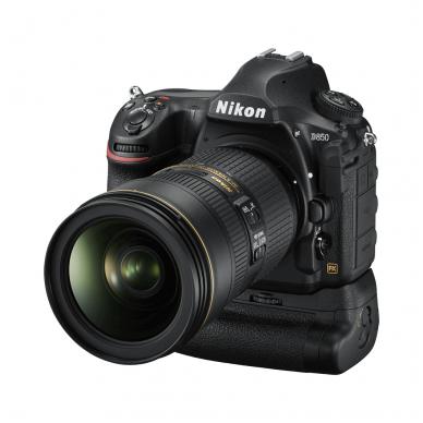 Nikon D850 + 24mėn ES garantija 5