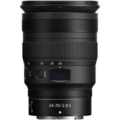 Nikon Nikkor Z 24-70mm F2.8 S 2