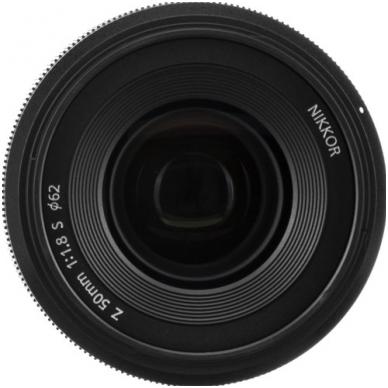 Nikon Nikkor Z 50mm f1.8 S 4