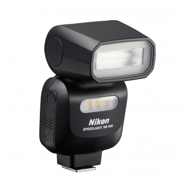 Nikon Speedlight SB-500 4