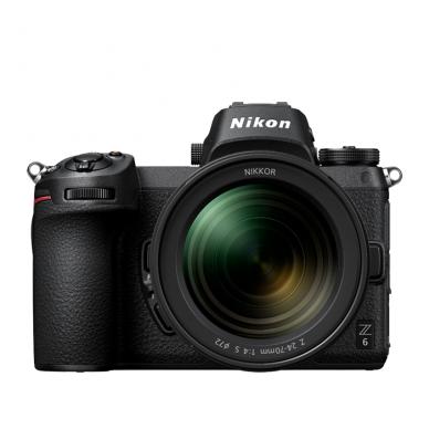 Nikon Z6 + 24mėn ES garantija 4