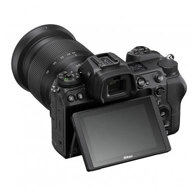 Nikon Z6 + 24mėn ES garantija 8