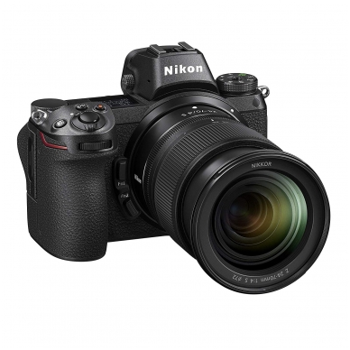 Nikon Z6 + 24mėn ES garantija 5