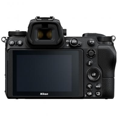 Nikon Z6 + 24mėn ES garantija 3