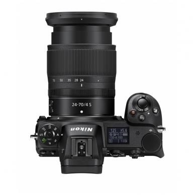 Nikon Z6 + 24mėn ES garantija 9