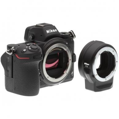Nikon Z6 + 24mėn ES garantija 10