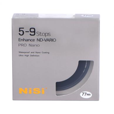 NiSi Filter ND-Vario 5-9 Stops Pro Nano 2