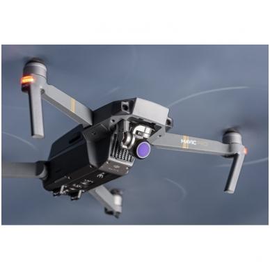 NiSi filtrų rinkinys dronui DJI Mavic PRO 4