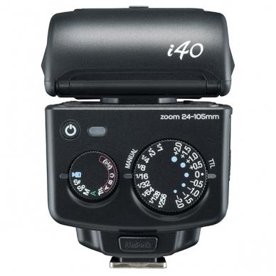 Nissin i40 | Fujifilm X 3
