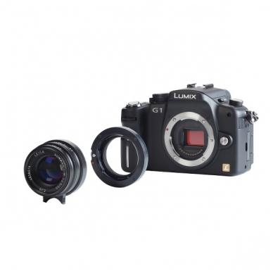Novoflex MFT/LEM objektyvo adapteris 2