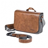 Olympus OM-D Messenger Leather