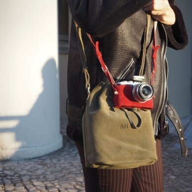 Olympus Camera Outfit 4