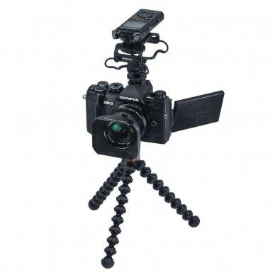 Olympus E-M5 Mark III Vlogger Kit 2