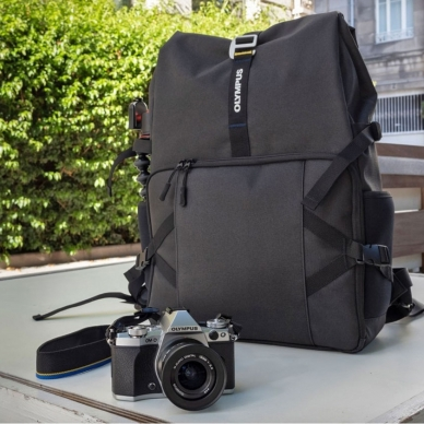 Olympus Everyday Camera Backpack 4