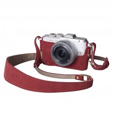 Olympus gaubtas PEN fotoaparatui 3