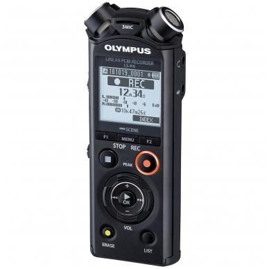 Olympus LS-P4 2